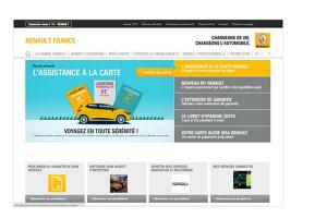 créatifs et concepteur rédacteur freelance pour Renault