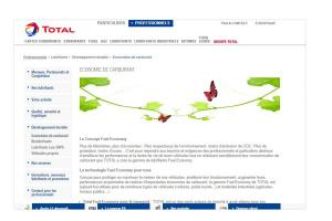 créatifs et concepteur rédacteur freelance pour Total