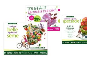 créatifs et concepteur rédacteur freelance pour Truffaut