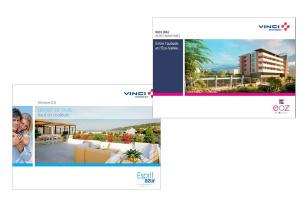 créatifs et concepteur rédacteur freelance pour Vinci Immobilier