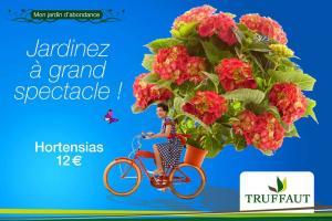 travaux de rédacteur freelance pour les jardineries Truffaut